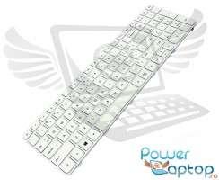 Tastatura HP  684650 061 alba. Keyboard HP  684650 061 alba. Tastaturi laptop HP  684650 061 alba. Tastatura notebook HP  684650 061 alba