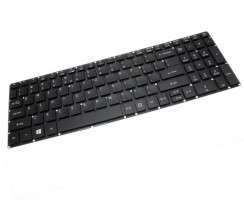 Tastatura Acer Aspire E5-575G iluminata backlit. Keyboard Acer Aspire E5-575G iluminata backlit. Tastaturi laptop Acer Aspire E5-575G iluminata backlit. Tastatura notebook Acer Aspire E5-575G iluminata backlit