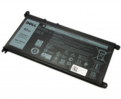 Baterie Dell Vostro 3590 Originala 42Wh. Acumulator Dell Vostro 3590. Baterie laptop Dell Vostro 3590. Acumulator laptop Dell Vostro 3590. Baterie notebook Dell Vostro 3590
