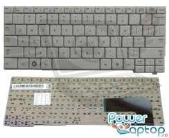Tastatura Samsung NB30 alba. Keyboard Samsung NB30 alba. Tastaturi laptop Samsung NB30 alba. Tastatura notebook Samsung NB30 alba