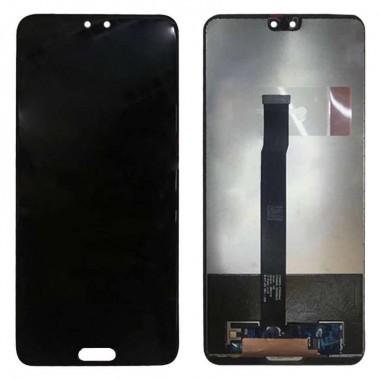 Ansamblu Display LCD + Touchscreen Huawei P20 EML-L29C Gold Auriu. Ecran + Digitizer Huawei P20 EML-L29C Gold Auriu