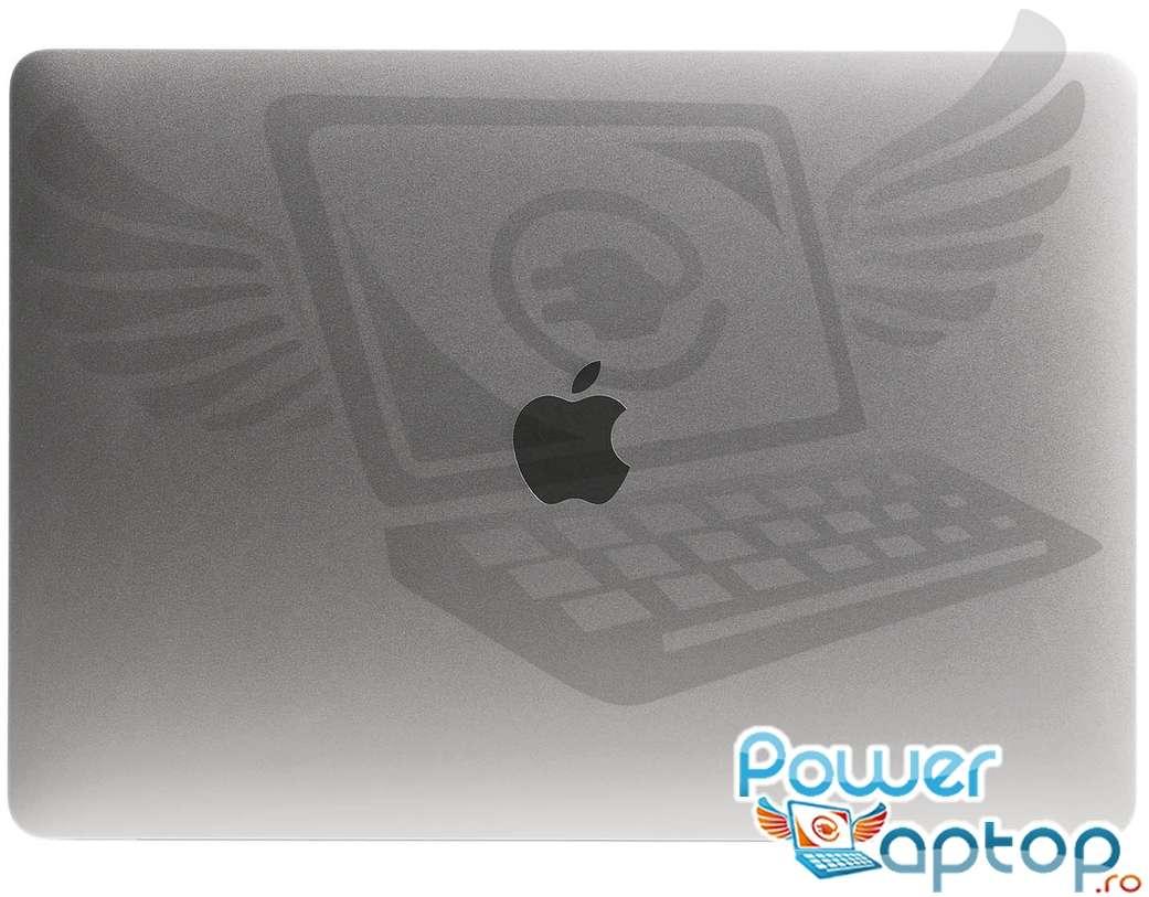 Ansamblu superior display si carcasa Apple MacBook Pro 13 Retina Touch Bar A1706 2016 GREY GRI imagine