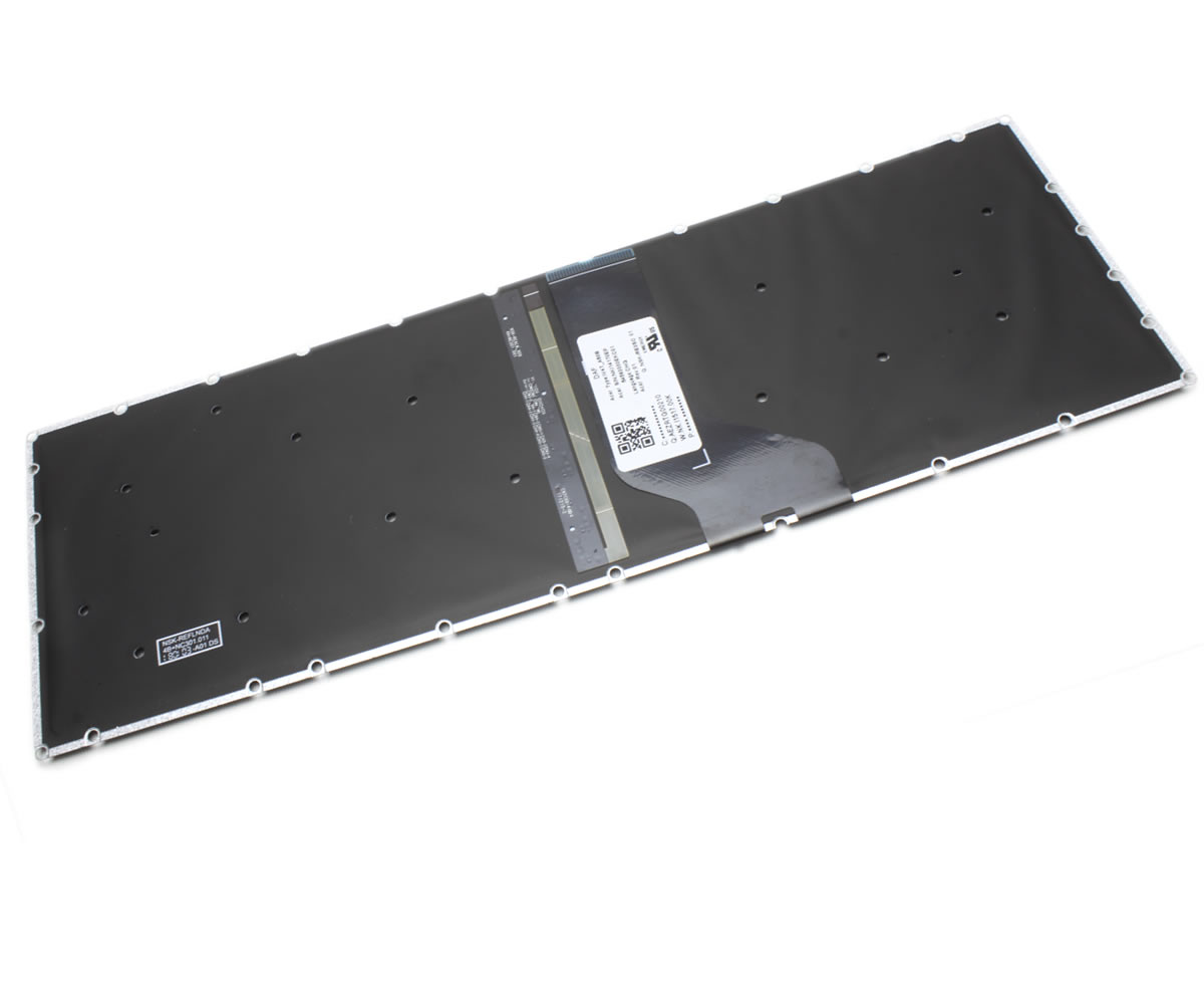 Tastatura Acer Aspire V3 575TG iluminata backlit imagine powerlaptop.ro 2021
