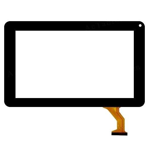 Touchscreen Digitizer DJC Touchtab Lite 9 Negru Geam Sticla Tableta imagine powerlaptop.ro 2021