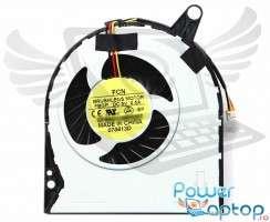 Cooler laptop Acer Aspire V3 771G Mufa 3 pini. Ventilator procesor Acer Aspire V3 771G. Sistem racire laptop Acer Aspire V3 771G