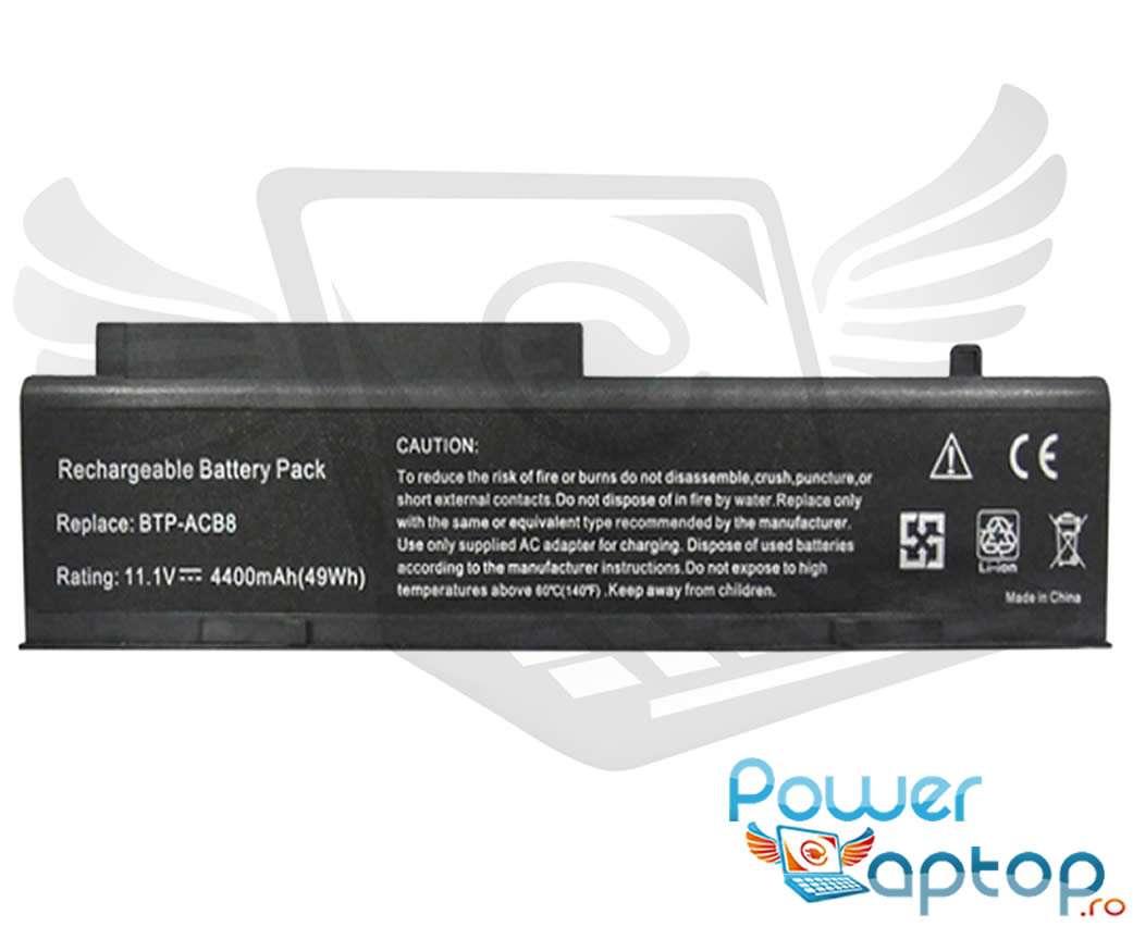 Baterie Fujitsu Siemens Amilo A1650 imagine powerlaptop.ro 2021