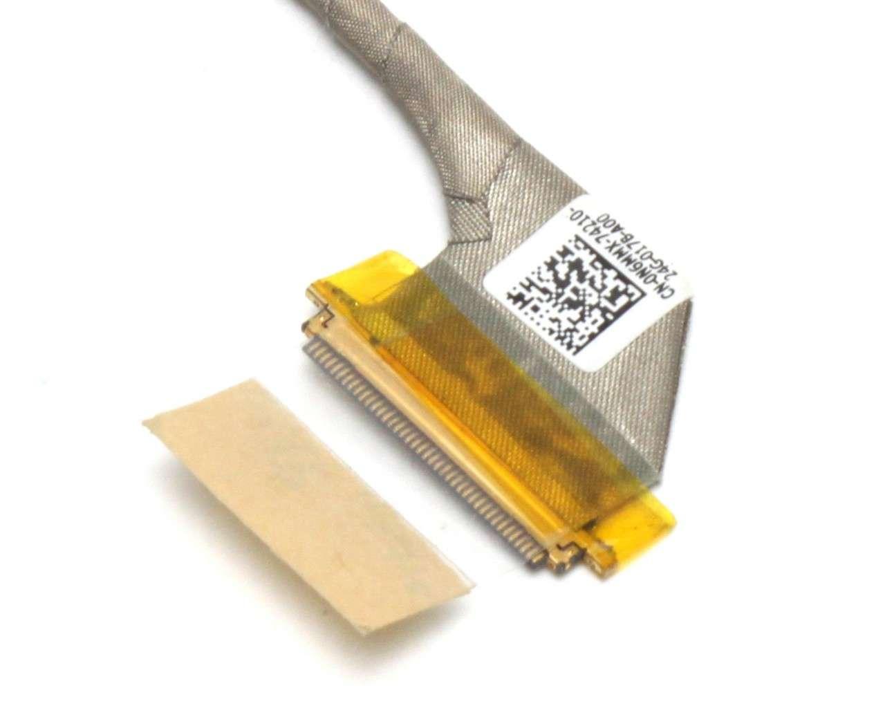 Cablu video LVDS Dell CN 0N6MMX 74210 18H imagine
