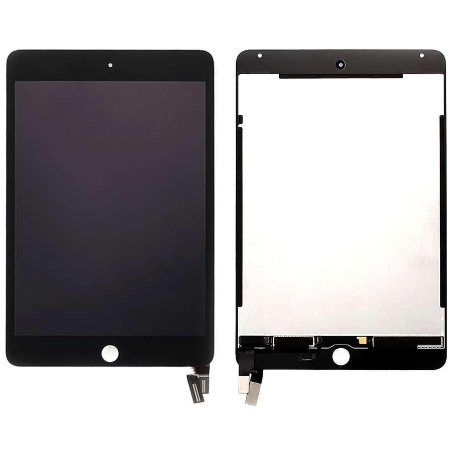 Ansamblu LCD Display Touchscreen Apple iPad mini 4 A1538 Negru imagine powerlaptop.ro 2021