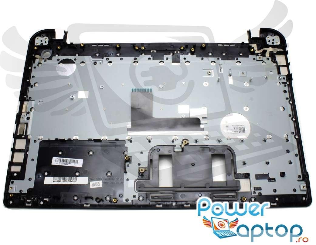 Tastatura Toshiba EABLI018A1M Neagra cu Palmrest Argintiu