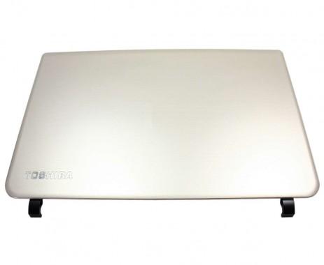 Carcasa Display Toshiba Satellite L50-B. Cover Display Toshiba Satellite L50-B. Capac Display Toshiba Satellite L50-B Argintie