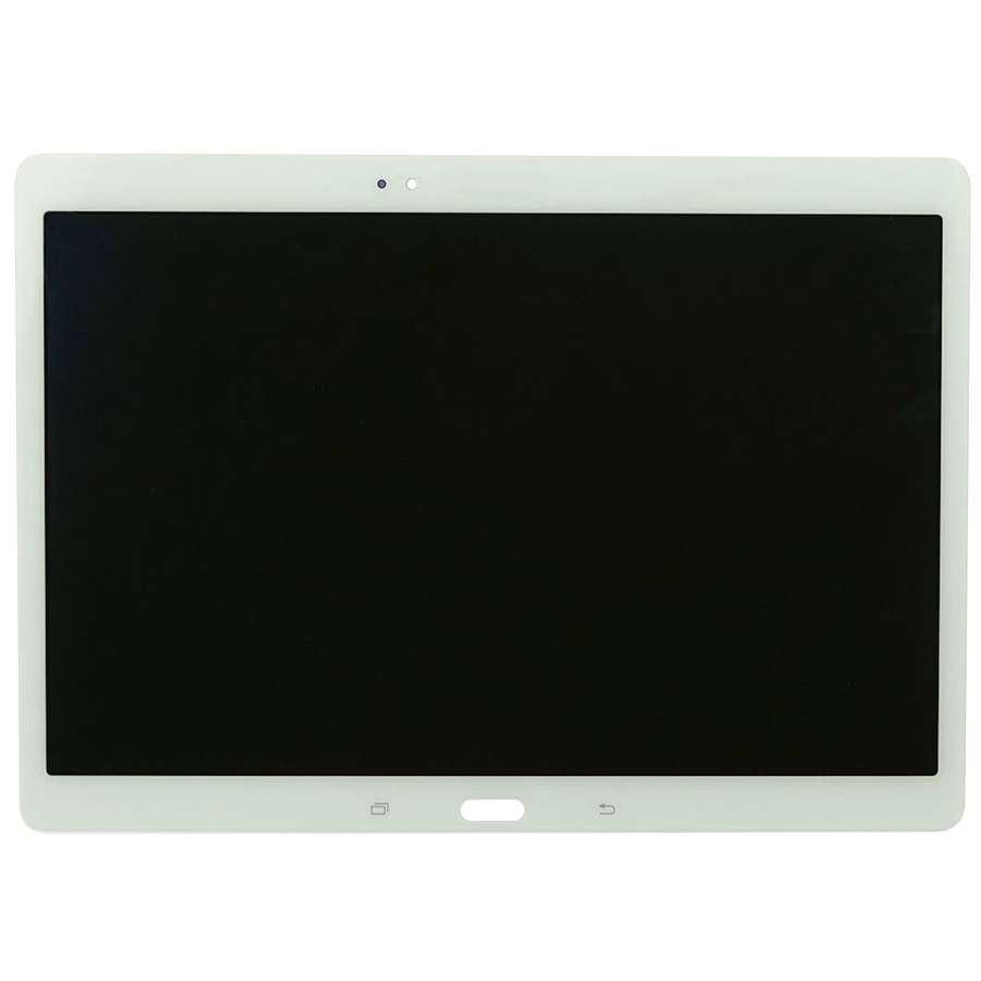 Ansamblu LCD Display Touchscreen Samsung T800 Galaxy Tab S 10.5 WiFi Alb imagine powerlaptop.ro 2021