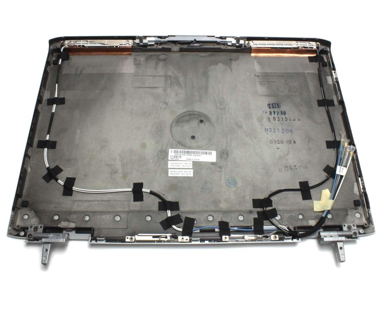 Capac Display BackCover Dell FAFM5001013 Carcasa Display imagine powerlaptop.ro 2021