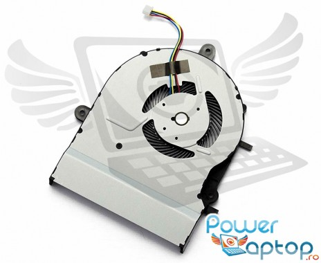 Cooler laptop Asus  13NB08Q1T01011. Ventilator procesor Asus  13NB08Q1T01011. Sistem racire laptop Asus  13NB08Q1T01011