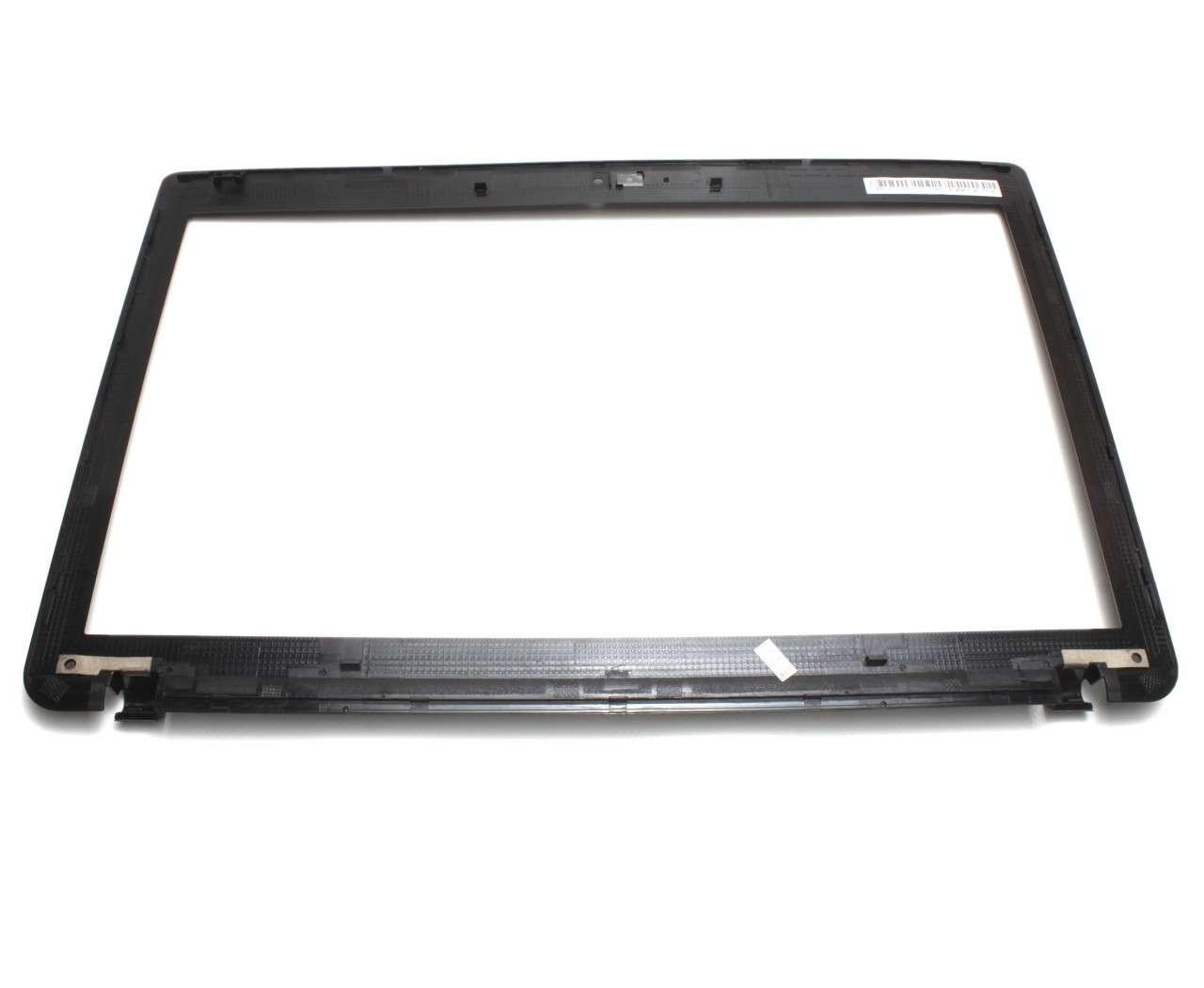 Rama Display Toshiba AP0OT000B00 Bezel Front Cover Neagra imagine powerlaptop.ro 2021