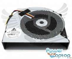 Cooler laptop Asus  G75VX. Ventilator procesor Asus  G75VX. Sistem racire laptop Asus  G75VX