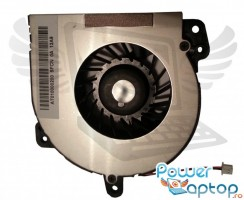 Cooler laptop HP Compaq DFB451005M20T . Ventilator procesor HP Compaq DFB451005M20T . Sistem racire laptop HP Compaq DFB451005M20T