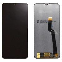 Ansamblu Display LCD + Touchscreen Samsung Galaxy A10 A105 Black Negru . Ecran + Digitizer Samsung Galaxy A10 A105 Negru Black