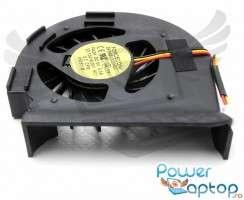 Cooler laptop Dell  DFS481305MC0T. Ventilator procesor Dell  DFS481305MC0T. Sistem racire laptop Dell  DFS481305MC0T