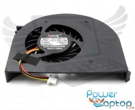 Cooler laptop Dell Inspiron N5110. Ventilator procesor Dell Inspiron N5110. Sistem racire laptop Dell Inspiron N5110