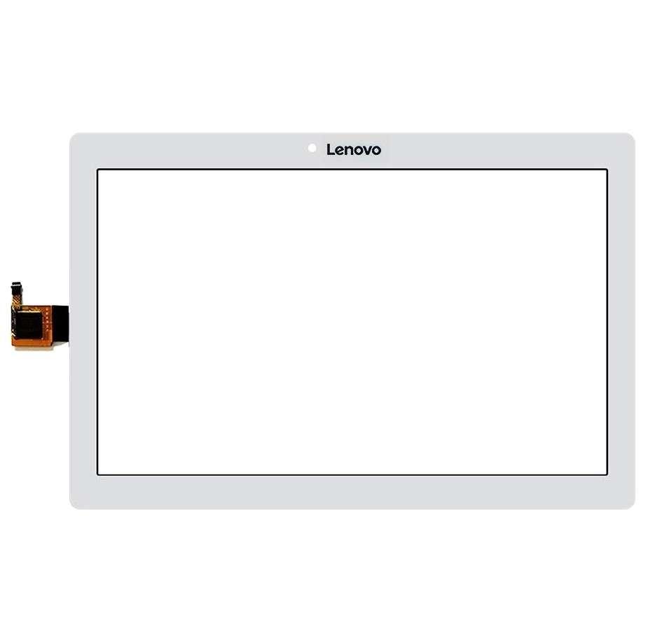 Touchscreen Digitizer Lenovo Tab 2 A10 30 TB2 X30F Alb Geam Sticla Tableta imagine powerlaptop.ro 2021