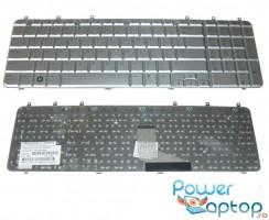 Tastatura HP Pavilion dv7 1100 CTO. Keyboard HP Pavilion dv7 1100 CTO. Tastaturi laptop HP Pavilion dv7 1100 CTO. Tastatura notebook HP Pavilion dv7 1100 CTO
