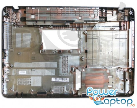Bottom Toshiba  V000221090. Carcasa Inferioara Toshiba  V000221090 Neagra
