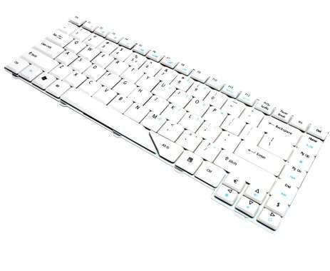 Tastatura Acer Aspire 6935 alba. Tastatura laptop Acer Aspire 6935 alba