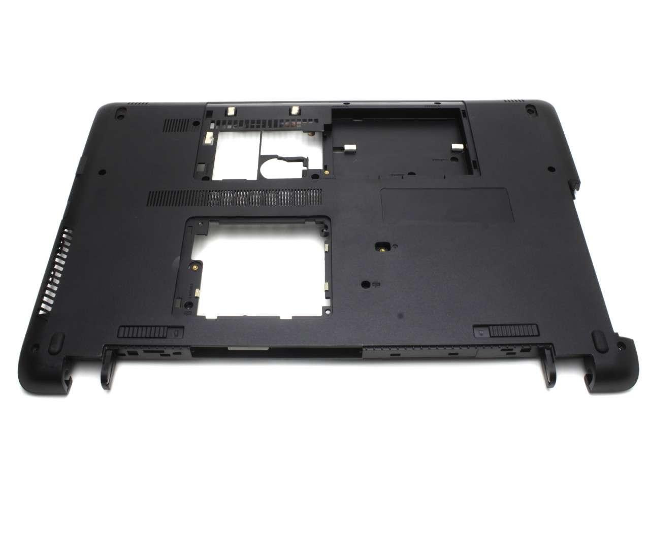 Bottom Case HP 350 G2 Carcasa Inferioara Neagra imagine powerlaptop.ro 2021