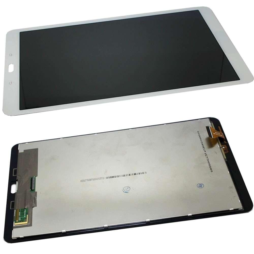 Ansamblu LCD Display Touchscreen Samsung Galaxy Tab A 10.1 2016 T585 Alb imagine powerlaptop.ro 2021
