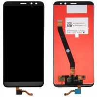 Ansamblu Display LCD + Touchscreen Huawei Mate 10 Lite Black Negru . Ecran + Digitizer Huawei Mate 10 Lite Black Negru