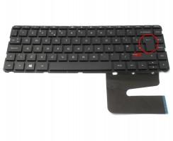 Tastatura HP Probook 440 G0. Keyboard HP Probook 440 G0. Tastaturi laptop HP Probook 440 G0. Tastatura notebook HP Probook 440 G0