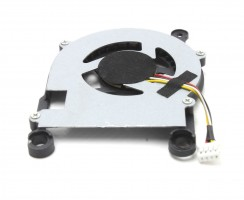 Cooler laptop Acer Aspire One 531H. Ventilator procesor Acer Aspire One 531H. Sistem racire laptop Acer Aspire One 531H