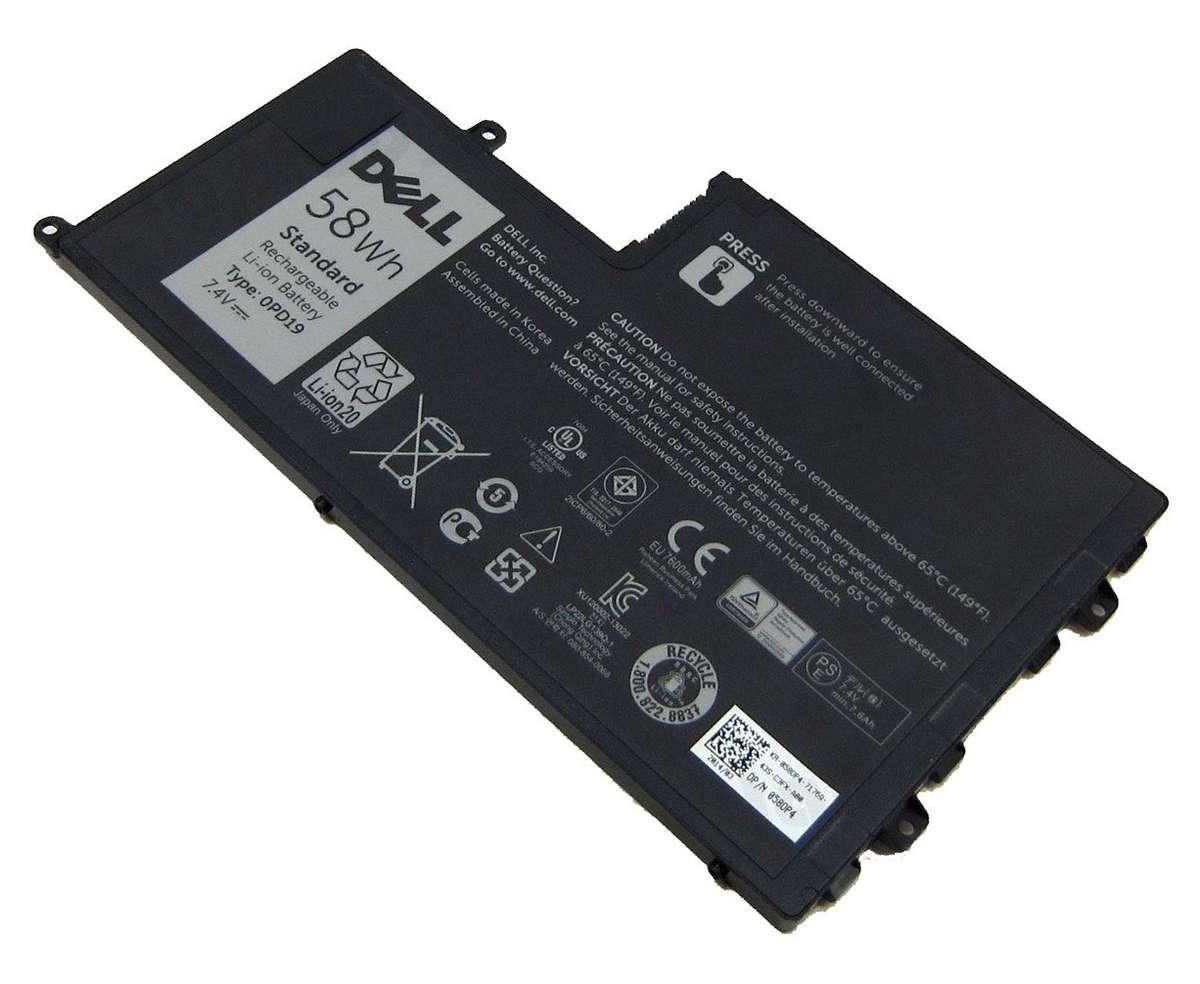 Baterie Dell 0PD19 Originala 58Wh imagine