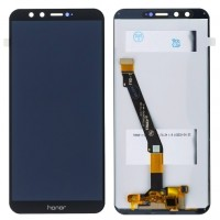 Ansamblu Display LCD + Touchscreen Huawei Honor 9 Lite LLD-L31 Black Negru . Ecran + Digitizer Huawei Honor 9 Lite LLD-L31 Black Negru