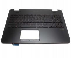 Palmrest Asus  90NB06R2-R30310 cu tastatura. Carcasa Superioara Asus  90NB06R2-R30310 Negru