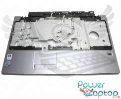 Palmrest Dell  0U731F. Carcasa Superioara Dell  0U731F Argintiu cu touchpad inclus