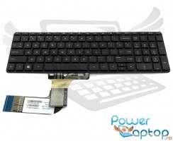 Tastatura HP Pavilion 15-P. Keyboard HP Pavilion 15-P. Tastaturi laptop HP Pavilion 15-P. Tastatura notebook HP Pavilion 15-P