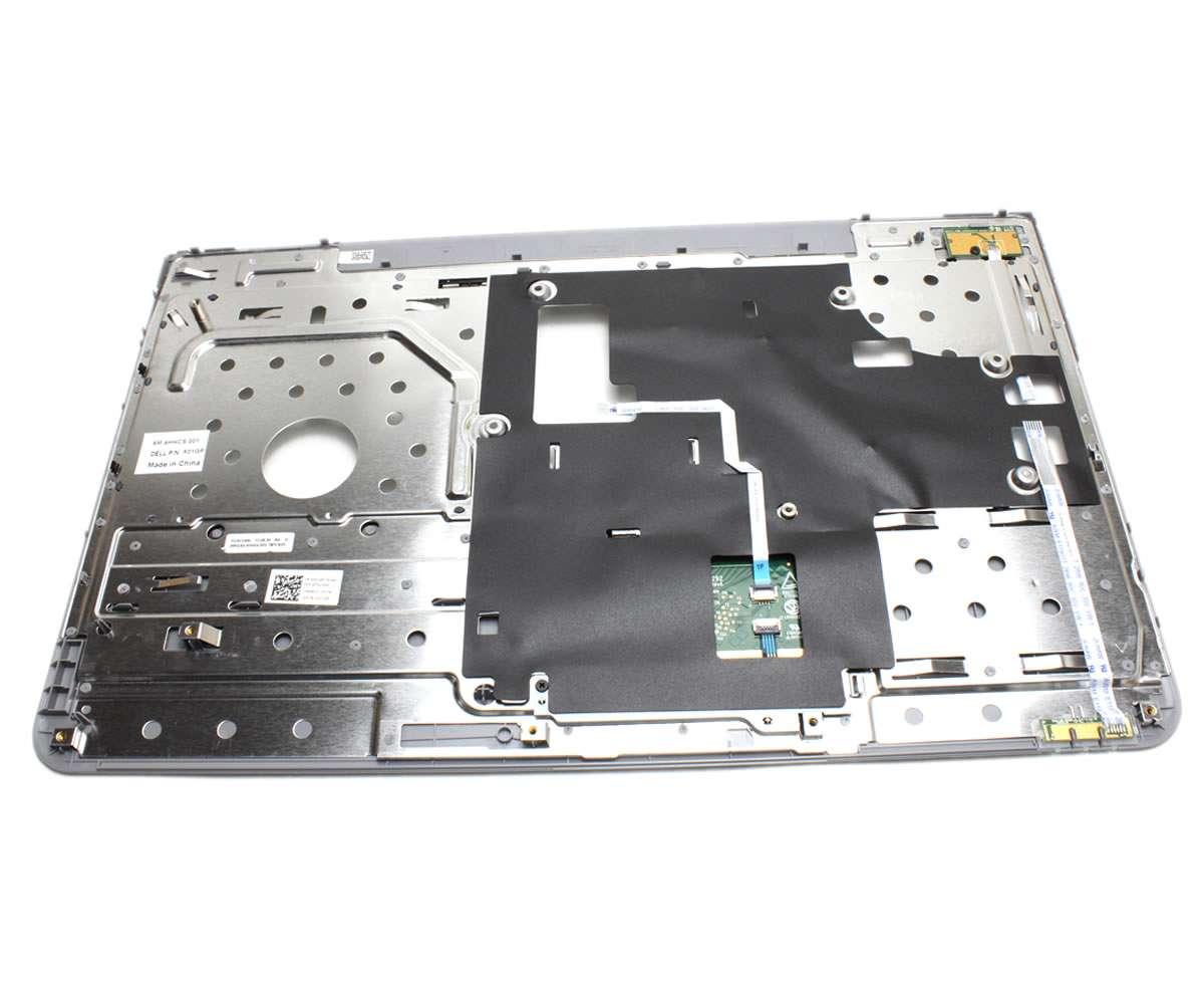 Palmrest Dell 60.4HH04.005 Gri cu touchpad imagine powerlaptop.ro 2021