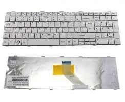 Tastatura Fujitsu Lifebook NH751 alba. Keyboard Fujitsu Lifebook NH751 alba. Tastaturi laptop Fujitsu Lifebook NH751 alba. Tastatura notebook Fujitsu Lifebook NH751 alba