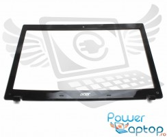 Bezel Front Cover Acer Aspire 5742. Rama Display Acer Aspire 5742 Neagra
