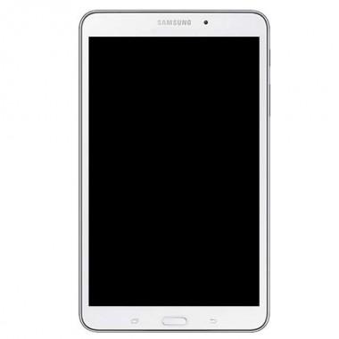 Ansamblu Display LCD  + Touchscreen Samsung Galaxy Tab 4 8.0 LTE T335 Alb. Modul Ecran + Digitizer Samsung Galaxy Tab 4 8.0 LTE T335 Alb