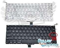 Tastatura Apple MacBook Pro A1278 2010. Keyboard Apple MacBook Pro A1278 2010. Tastaturi laptop Apple MacBook Pro A1278 2010. Tastatura notebook Apple MacBook Pro A1278 2010