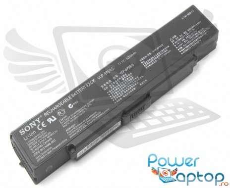 Baterie Sony  VGP-BPL9 6 celule Originala. Acumulator laptop Sony  VGP-BPL9 6 celule. Acumulator laptop Sony  VGP-BPL9 6 celule. Baterie notebook Sony  VGP-BPL9 6 celule