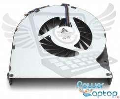 Cooler laptop Toshiba  P870 cu video dedicat. Ventilator procesor Toshiba  P870. Sistem racire laptop Toshiba  P870