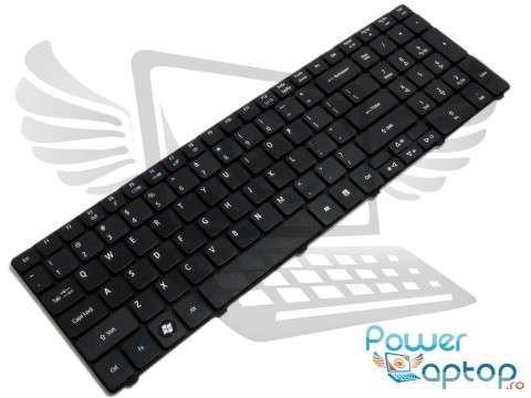 Tastatura Acer Aspire 5738g. Tastatura laptop Acer Aspire 5738g