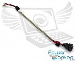 Mufa alimentare Lenovo IdeaPad 3000 cu fir . DC Jack Lenovo IdeaPad 3000 cu fir