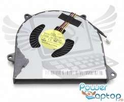 Cooler laptop Lenovo IdeaPad 100-14IBD. Ventilator procesor Lenovo IdeaPad 100-14IBD. Sistem racire laptop Lenovo IdeaPad 100-14IBD
