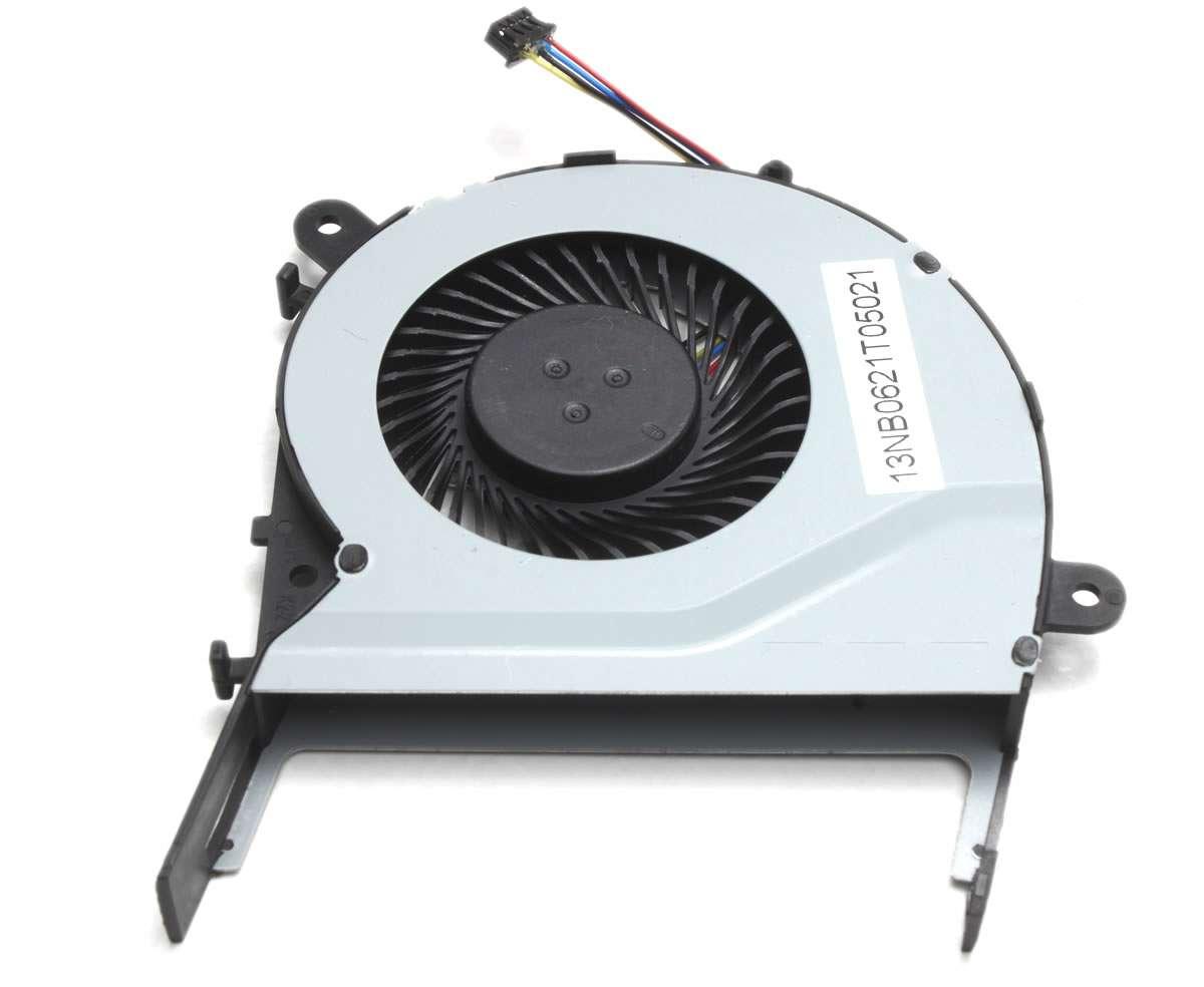 Cooler laptop Asus F555LA Mufa 4 pini imagine powerlaptop.ro 2021