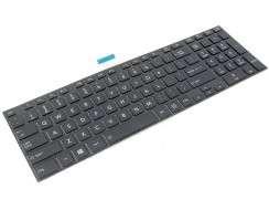 Tastatura Toshiba  0KN0 ZW3US23 Neagra. Keyboard Toshiba  0KN0 ZW3US23 Neagra. Tastaturi laptop Toshiba  0KN0 ZW3US23 Neagra. Tastatura notebook Toshiba  0KN0 ZW3US23 Neagra
