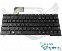 Tastatura Samsung  N250 neagra. Keyboard Samsung  N250. Tastaturi laptop Samsung  N250. Tastatura notebook Samsung  N250
